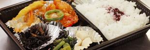 京の八百屋さんのお弁当のイメージ